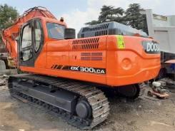 Экскаватор гусеничный гидравлический Doosan DX300 LCA