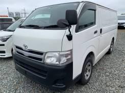 Toyota Hiace, 2011