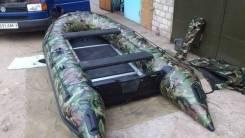Лодка ПВХ Badger Hunting Line 370 WP
