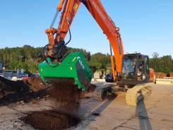 Просеивающий ковш для грунта и торфа Cobra S3-180