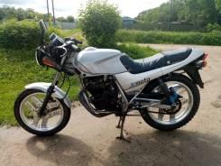 Honda CBX125F, 1985