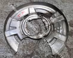 Кожух тормозного диска задний правый BMW 5-series VI (F10)
