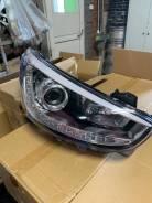 Фара правая Диоды Hyundai solaris 2