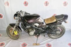 Мотоцикл Suzuki Bandit 250, GJ74A, 1991г, полностью в разбор