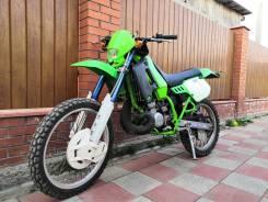 Kawasaki KDX 200SR, 1992