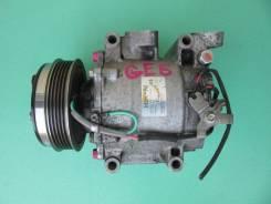 Компрессор кондиционера Honda Jazz II /Fit, GG/GE6/GE8/GP1, L13A/L15A.