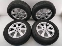 Комплект оригинальных литых дисков Mercedes Benz ML-Class W164 R17
