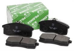 Колодки тормозные дисковые |перед, прав, лев | ВАЗ 1111 | Pilenga FDP2011 | [FDP2011]