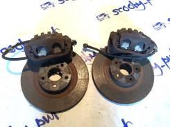 Комплект передних тормозов Субару Форестер SG5 Cross Sport 294 mm