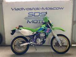 Продам эндуро Kawasaki KLX 250, 1994