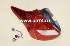 Фонарь Ford Focus III 11- HBK LH Левый (ST-431-19A4L / SAT)