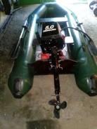 Лодка ПВХ+мотор меркурий