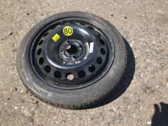 Докатка запаска R15 4 болта Opel