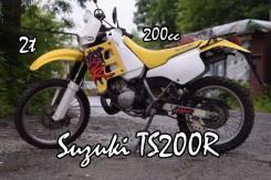Suzuki TS200R, 1995