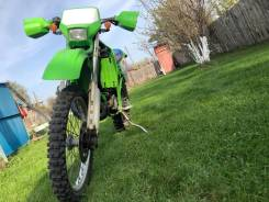 Kawasaki KDX 125, 1993