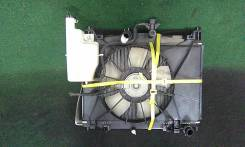Радиатор основной Mazda Demio, DE3FS, ZJVE, 023-0024038, передний