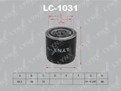 LYNXauto LC-1031 Фильтр масляный