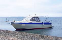 Морские прогулки, острова, рыбалка. Катер 27футов