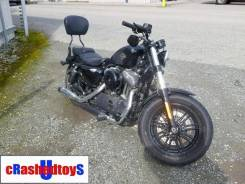 Harley-Davidson Sportster Forty-Eight XL1200X 1HD1LC319GC442073, 2016