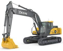 John Deere E260 LC, 2019