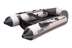 Лодка ПВХ Sibriver Хатанга-350 НДНД