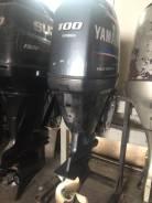 Лодочный мотор Yamaha 100