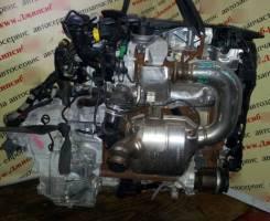 Двигатель DW10FC Peugeot 508 контрактный оригинал 2.0 дизель 9т. км