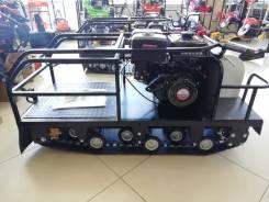Мотобуксировщик Щукарь 500 (15 л.с., 1470 мм, передний привод), 2020