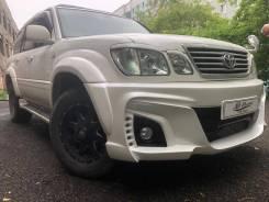 Передний бампер для Land Cruiser 100, Cygnus, Lexus Lx 470