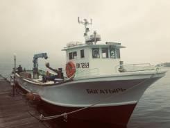Требуются рыбаки на прибрежный лов