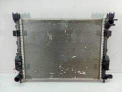 Радиатор охлаждения renault duster 15-/ kaptur 16- б/у 21410042r 4*