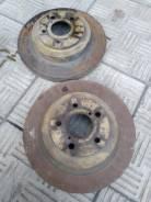 Диск тормозной зад Subaru Forester SG/SH 03-/ Impreza GD. BL5. BP5