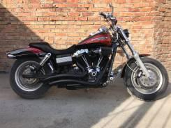 Harley-Davidson CVO Dyna Fat Bob, 2009