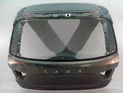 Крышка багажника lada vesta 1- универсал б/у 45010234 3*