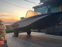 Моторная лодка Казанка - 5М3