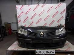 Nose cut Renault Megane