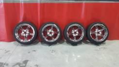 225/40 R19 шикарные летние колеса из Японии стояли на Toyota Camry