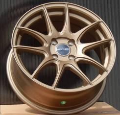 Модель Work cr-kiwami от Sakura Wheels.