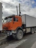 КамАЗ 43118 фургон, 2007
