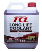 Антифриз TCL LLC RED -50°C Япония готовый красный 4L