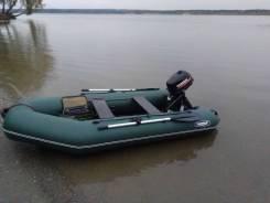 Лодка Таймыр 290 слань