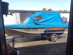 Продам лодку казанка 5м2 ямаха 40