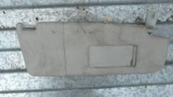Козырек солнцезащитный Skoda Octavia А5 1Z0857551BC2F4