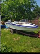 Лодка с мотором Yamaha 55