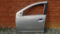 Дверь передняя левая Renault Logan 2 Sandero 2 2014