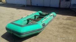Продам лодку Орион 8 с мотором Ветерок-8 м