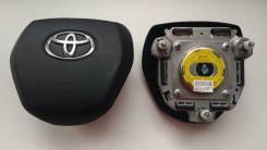 Подушка безопасности водителя Toyota Camry V70