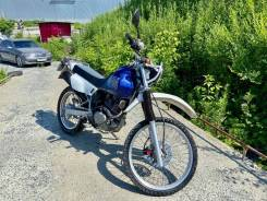 Suzuki DR 200, 2001