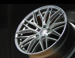 Высококачественные Vorsteiner (от Sakura Wheels) Серебро. В наличии!