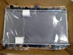Радиатор Nissan Primera Camino, Bluebird QG18DE, QG20DE 96-00, SAT
